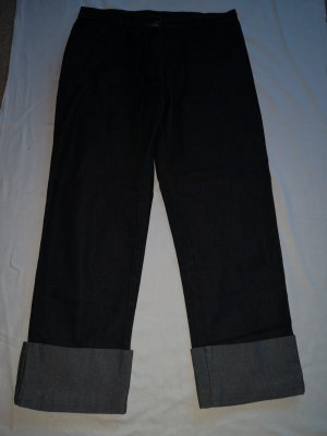 Breeches blue cotton