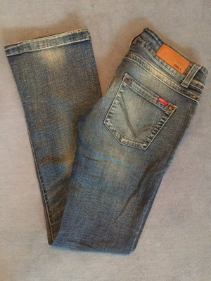 Only Stretch Jeans blue cotton