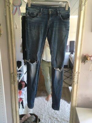 Jeans von Only in blau Größe 27/32
