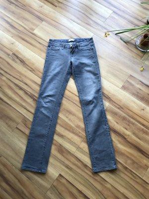 Jeans, von Paige, grau, Gr. 27