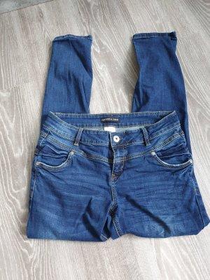 Patrizia Dini Jeans skinny blu