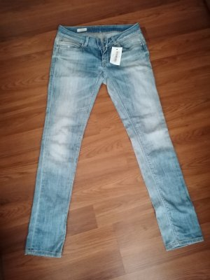 Jeans von Pepé Jeans London, Farbe himmelblau, Grösse 30/34