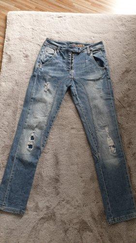 Jeans von Please, Gr. XS