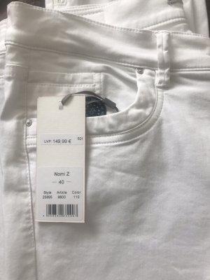 Raffaello Rossi Slim Jeans white