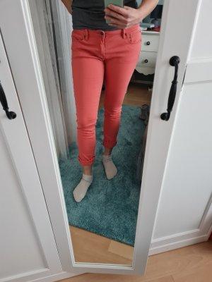 Jeans von Roxy Gr. W32 (40/42), koralle