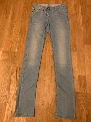 s.Oliver Stretch Jeans azure cotton