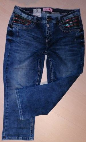 Street One Jeans a 3/4 blu