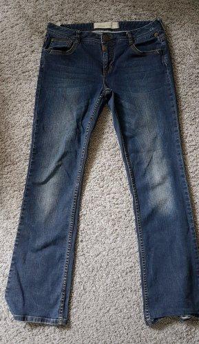 Jeans von Timezone Gr. 31/34 dunkelblau
