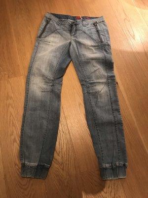 Vero Moda Jeans larghi azzurro