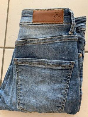 Vero Moda Stretch Jeans cornflower blue cotton