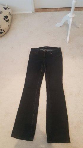 Jeans von Zara, gerader Schnitt