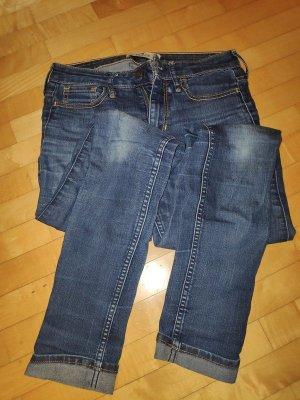 jeans w25 l31 hollister