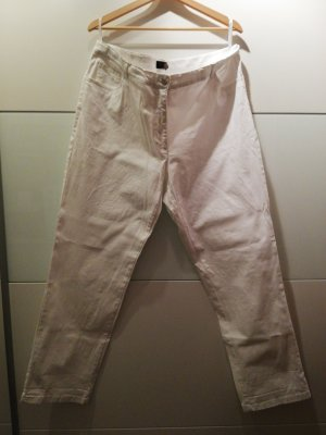 Jeans weis Oversized