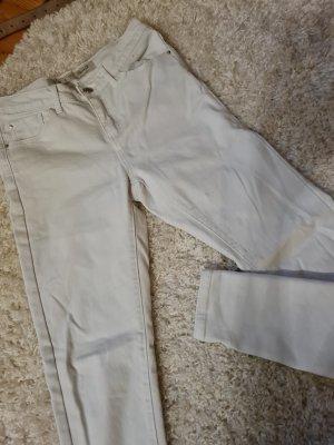 Denim Co. Skinny Jeans white