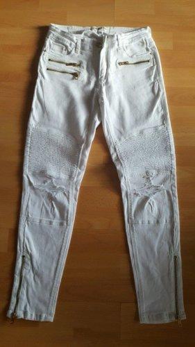 Jeans weiß 38/M