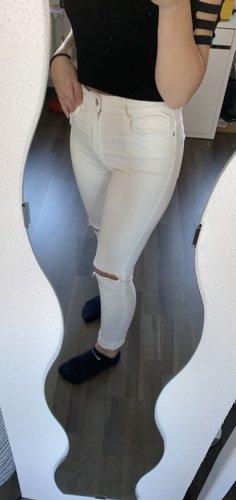 Jeans weiß