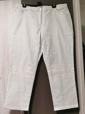 Pantaloncino di jeans bianco