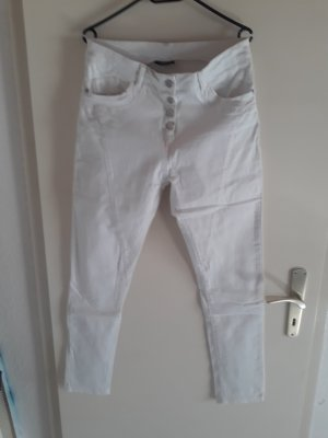 Janina Stretch Jeans white