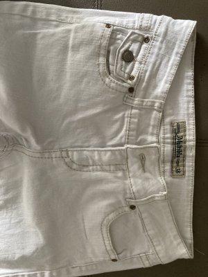 Jeans weiß Gr. 38  neu