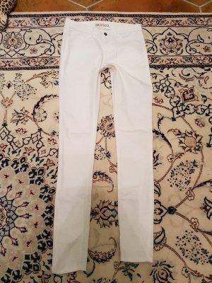 Vero Moda Hoge taille jeans wolwit-wit