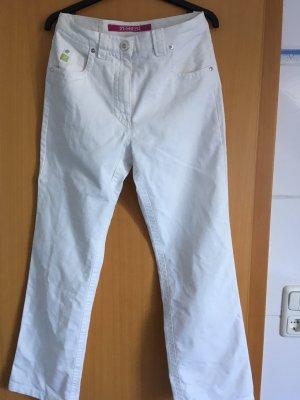 Jeans weiß von zerres