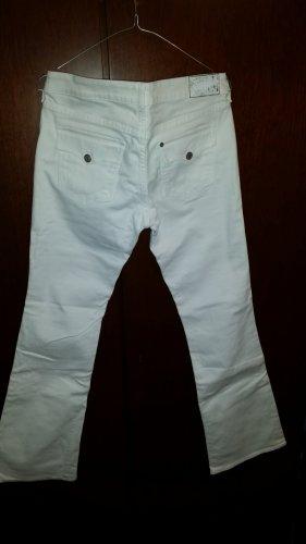 Jeans Weiß w30l32