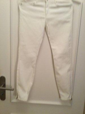Jeans Weiß Zara