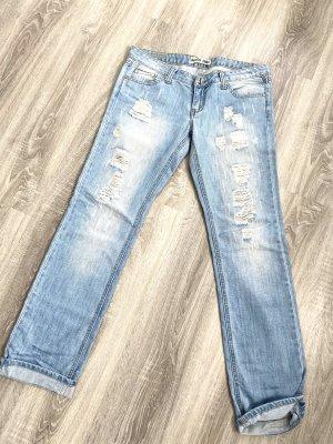 Jeans, weit