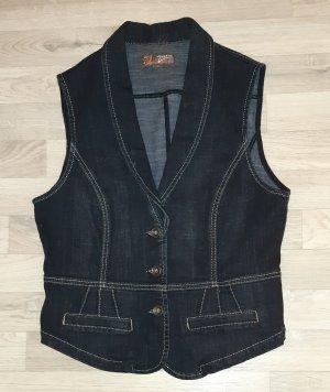 Jeans Weste