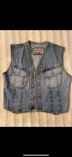 CROSS JEANS Smanicato jeans blu