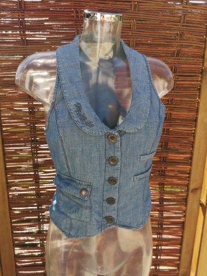 Tommy Hilfiger Denim Smanicato jeans multicolore
