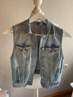 Jeans-Weste H&M