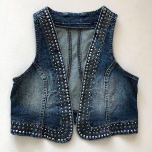 Tally Weijl Smanicato jeans blu acciaio