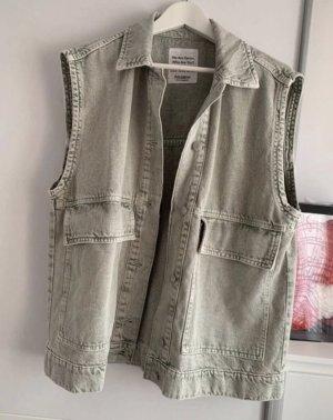 jeans weste pull&bear
