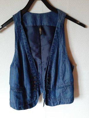 LTB Smanicato jeans multicolore