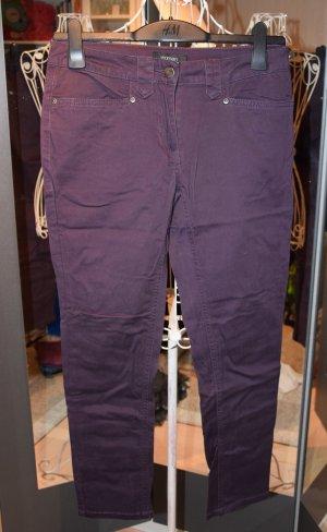 Jeans * Woman by Tchibo * Lila * Gr. 36