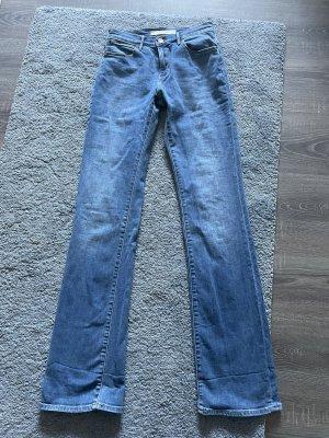 Wrangler Straight Leg Jeans blue