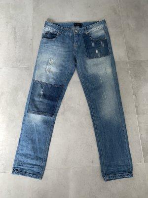 Jeans Zara 36 Patchwork