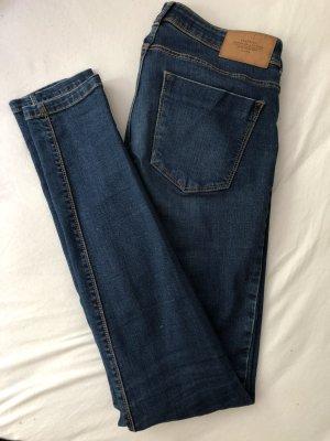 Jeans Zara blau