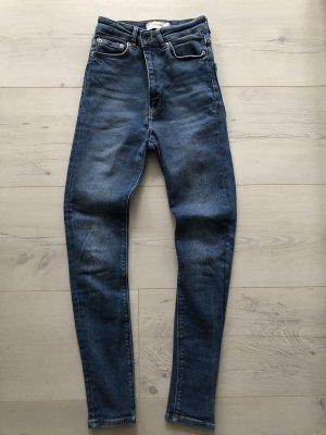 Jeans zara high waist
