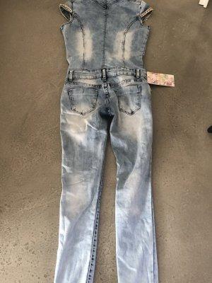 Jeansanzug