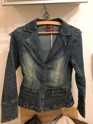 Karma Blazer in jeans multicolore