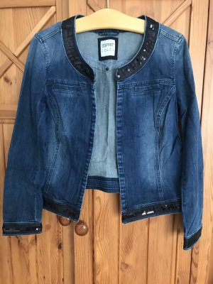 Esprit Blazer in jeans blu-blu scuro