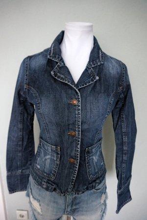 Jeansblazer Madonna dunkelblau