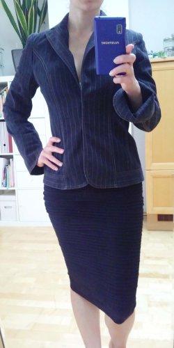 Jeansblazer von MANGO schwarz NEU Gr. 36/38