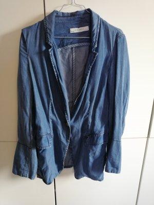 Zara Blazer in jeans blu