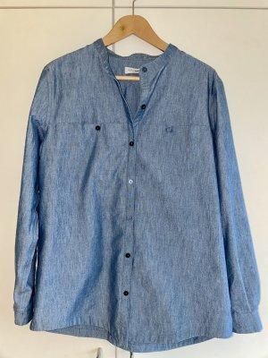 Alpha Tauri Koszulowa bluzka chabrowy