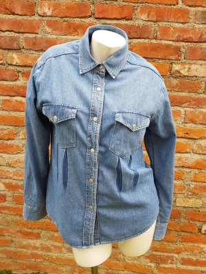 Jeansbluse Gr 38/40