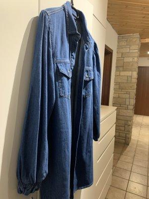 lcw jeans Blusa vaquera azul acero