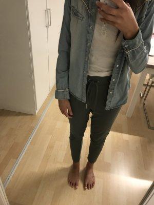 Jeansbluse von Denim & Co.